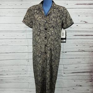 NWT 100% Pure Silk Designer Dress